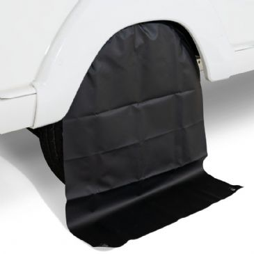 Kampa Dometic Motorhome Camper Wheel Cover Black Draught Excluder Tyre protection